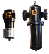 Магистральные сепараторы циклонного типа серии СЦ